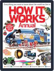 How It Works Annual Vol 2 Magazine (Digital) Subscription July 4th, 2012 Issue