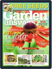 Garden Answers Magazine (Digital) Subscription October 1st, 2021 Issue