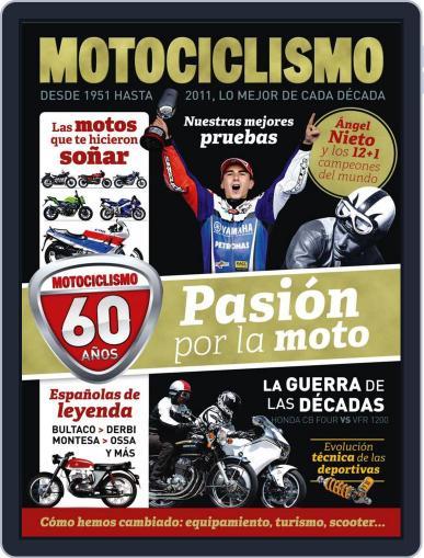 Motociclismo Especial 60 aniversario June 21st, 2011 Digital Back Issue Cover