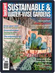 Sustainable & Water Wise Gardens Magazine (Digital) Subscription November 12th, 2012 Issue