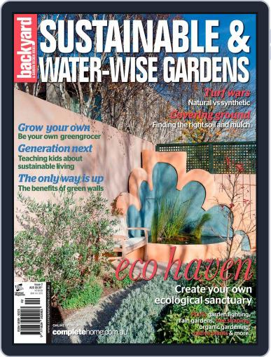 Sustainable & Water Wise Gardens Magazine (Digital) November 12th, 2012 Issue Cover