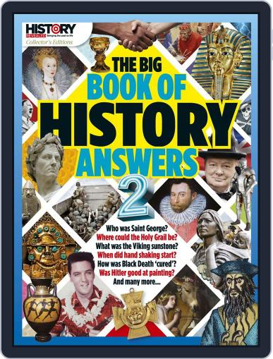 The Big Book of History Answers Magazine (Digital) December 14th, 2017 Issue Cover
