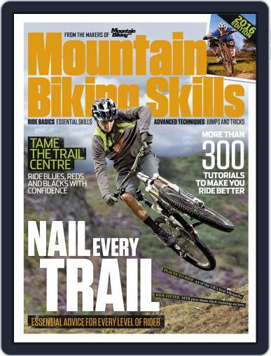 Mountain Biking Skills April 27th, 2016 Digital Back Issue Cover