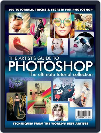 The Artist's Guide to Photoshop April 21st, 2011 Digital Back Issue Cover