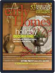 Early Homes Magazine (Digital) Subscription October 24th, 2017 Issue