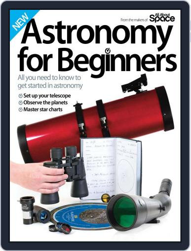 Astronomy for Beginners October 5th, 2016 Digital Back Issue Cover