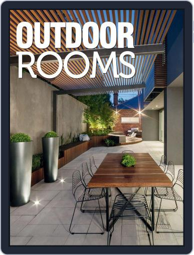 Outdoor Rooms Bookazine November 3rd, 2014 Digital Back Issue Cover