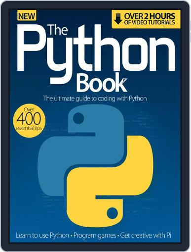 The Python Book Magazine (Digital) January 1st, 2017 Issue Cover