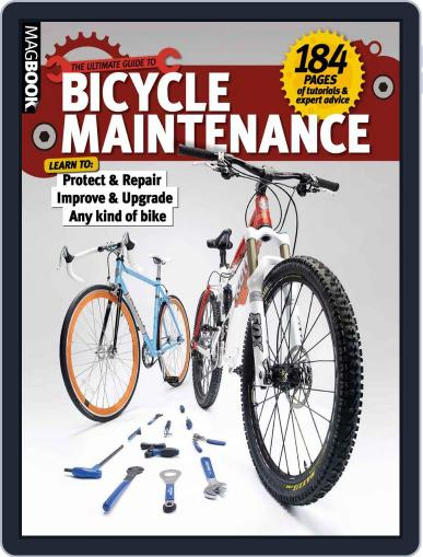 The Ultimate Guide to Bicycle Maintenance Magazine (Digital) August 6th, 2010 Issue Cover