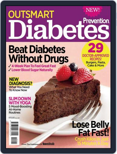 Prevention Special Edition - Outsmart Diabetes February 12th, 2014 Digital Back Issue Cover