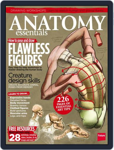 Anatomy Essentials November 17th, 2014 Digital Back Issue Cover