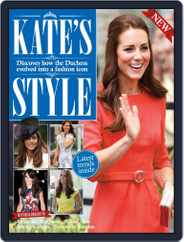 Kate's Style Magazine (Digital) Subscription April 1st, 2016 Issue