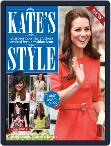 Kate's Style Magazine (Digital) April 1st, 2016 Issue Cover