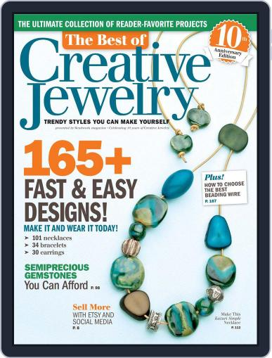 Best of Creative Jewelry May 15th, 2011 Digital Back Issue Cover