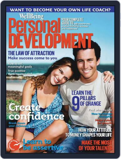 Wellbeing Personal Development Magazine (Digital) December 30th, 2011 Issue Cover