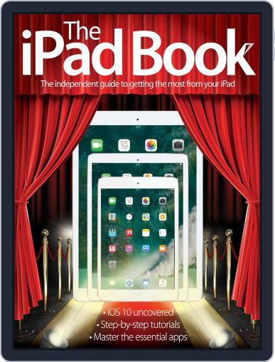 The iPad Book Magazine (Digital) October 1st, 2016 Issue Cover