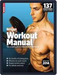 Mens Fitness Workout Manual 2014 Magazine (Digital) Subscription March 7th, 2014 Issue