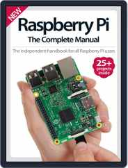 Raspberry Pi The Complete Manual Magazine (Digital) Subscription November 1st, 2016 Issue