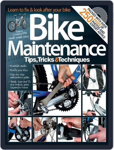 Bike Maintenance Tips, Tricks & Techniques Magazine (Digital) May 1st, 2016 Issue Cover