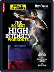 Men's Fitness The 50 best high intensity workouts Magazine (Digital) Subscription April 17th, 2015 Issue