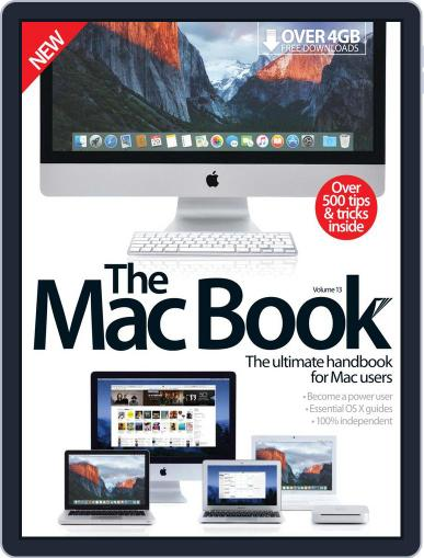 The Mac Book Magazine (Digital) May 1st, 2016 Issue Cover