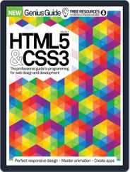 HTML 5 & CSS3 Genius Guide Magazine (Digital) Subscription March 1st, 2016 Issue