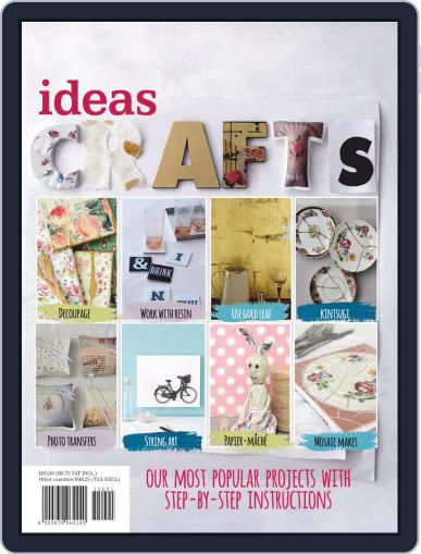 Craft Ideas Magazine (Digital) July 28th, 2015 Issue Cover