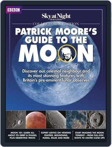 Patrick Moore's Guide to the Moon April 1st, 2016 Digital Back Issue Cover