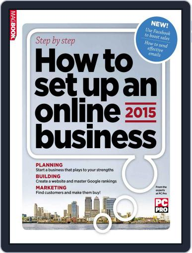 How to set up an Online Business United Kingdom Magazine (Digital) November 3rd, 2014 Issue Cover