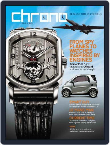 Octane - Chrono Magazine (Digital) November 23rd, 2010 Issue Cover