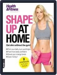 Shape up at Home Magazine (Digital) Subscription April 14th, 2011 Issue