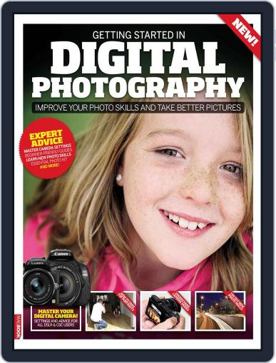 Getting Started in DSLR Photography 3 Magazine (Digital) December 20th, 2011 Issue Cover