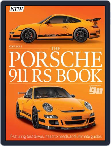The Porsche 911 RS Book Magazine (Digital) July 26th, 2016 Issue Cover