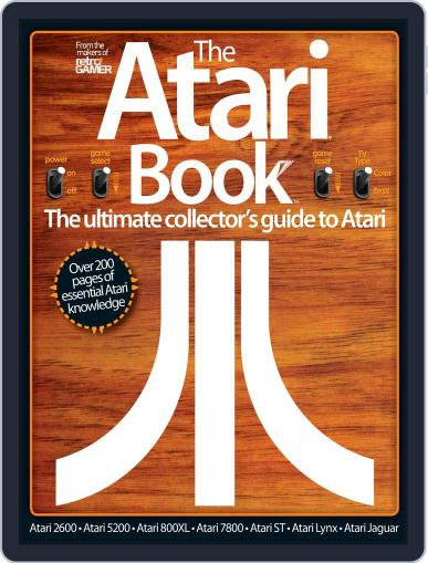 The Atari Book November 18th, 2015 Digital Back Issue Cover