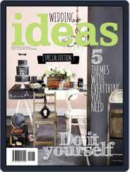 Wedding Ideas Magazine (Digital) Subscription May 5th, 2015 Issue