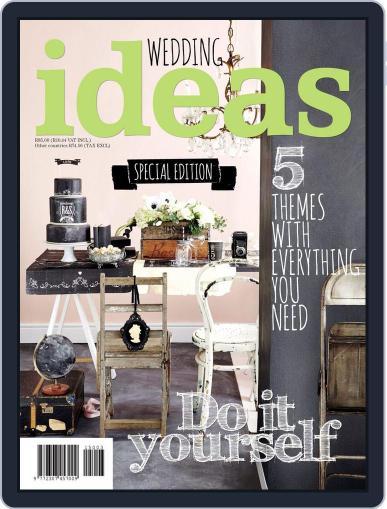 Wedding Ideas Magazine (Digital) May 5th, 2015 Issue Cover