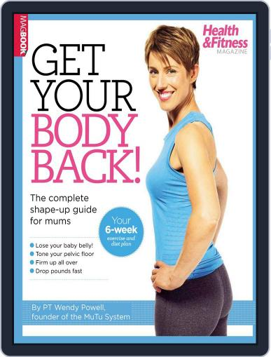 Get Your body Back October 2nd, 2013 Digital Back Issue Cover