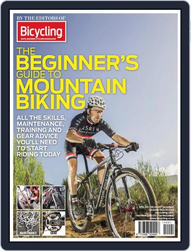 Bicycling - Beginner's Guide to Mountain Biking October 9th, 2013 Digital Back Issue Cover