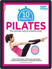 10 Minute Pilates Magazine (Digital) Subscription May 22nd, 2014 Issue