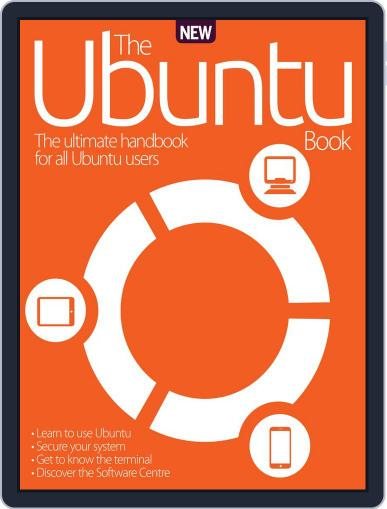 The Ubuntu Book Magazine (Digital) April 1st, 2016 Issue Cover
