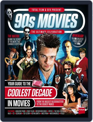 90's Movies - The Ultimate Celebration June 1st, 2016 Digital Back Issue Cover