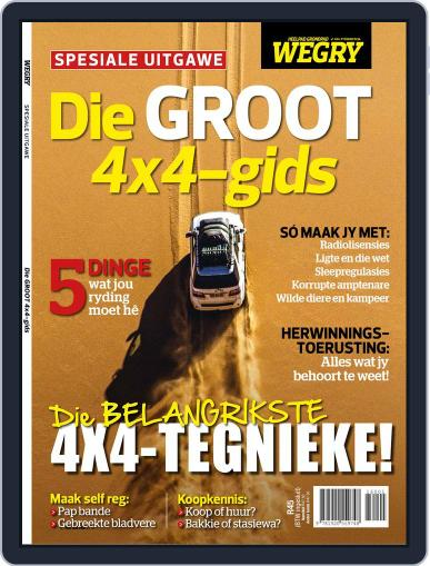 Die GROOT 4x4 Gids Magazine (Digital) July 1st, 2016 Issue Cover