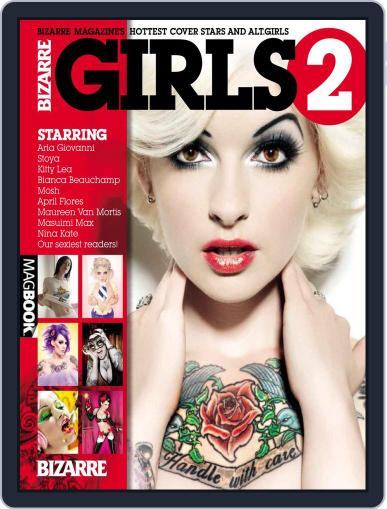 Bizarre Girls 2 Magazine (Digital) April 21st, 2010 Issue Cover