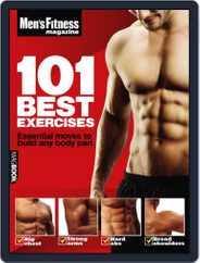 Men's Fitness 101 Best Exercises Magazine (Digital) Subscription April 14th, 2011 Issue