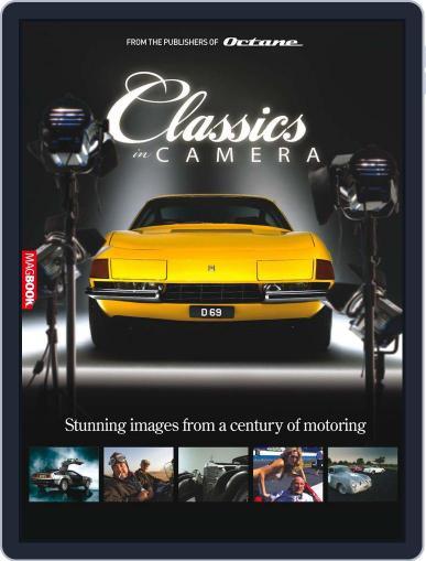 Classics in Camera June 6th, 2011 Digital Back Issue Cover