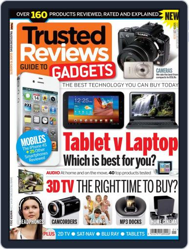 Trusted Reviews Guide to Gadgets Magazine (Digital) November 30th, 2011 Issue Cover