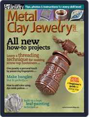 Metal Clay Jewelry Magazine (Digital) Subscription April 3rd, 2012 Issue