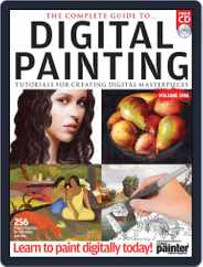The Complete Guide to Digital Painting Vol. 1 Magazine Subscription April 13th, 2012 Issue