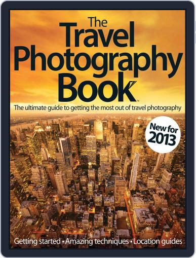 The Travel Photography Book March 1st, 2013 Digital Back Issue Cover
