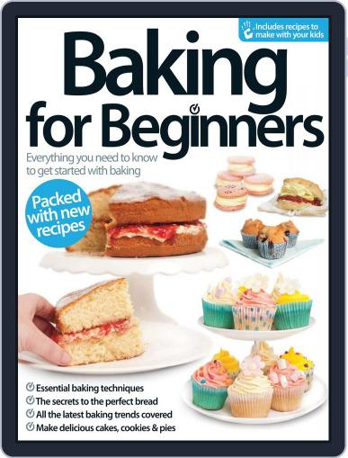 Baking for Beginners Magazine (Digital) September 13th, 2013 Issue Cover